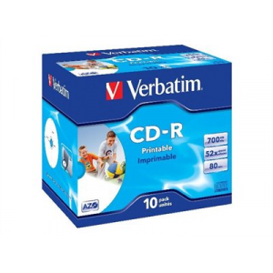 CD-R VIERGES