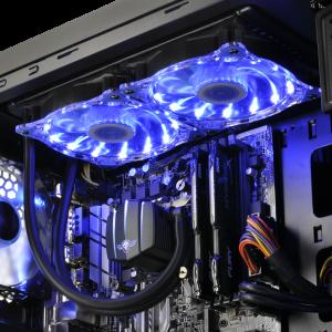 Kit Watercooling CPU...